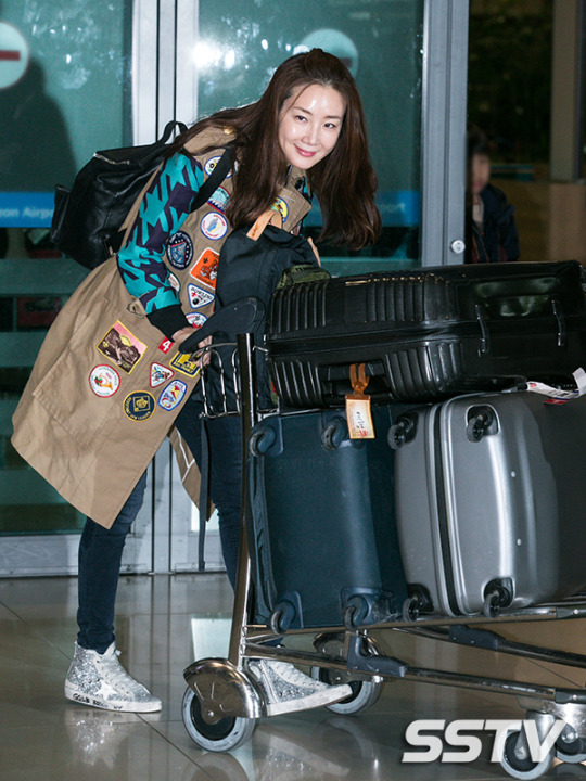 Choi Ji Woo Airport 6