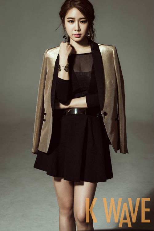 Yoo In Na for K WAVE (March) 5